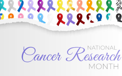 Celebrating National Cancer Research Month